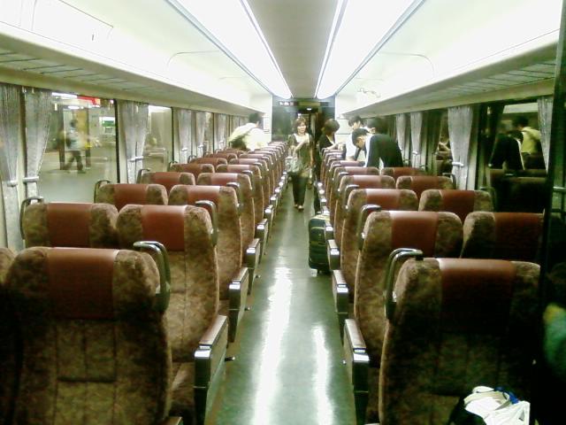 ムーンライトながら 謎の快速夜行列車