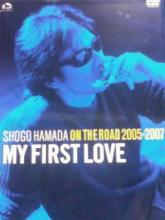 浜田省吾 My First Love Tour