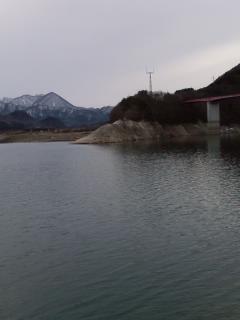 2009年3月サクラマス 桜鱒 七が宿ダム