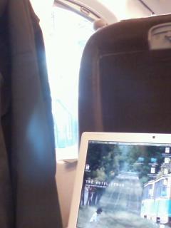 電源つきがステキ東海道新幹線